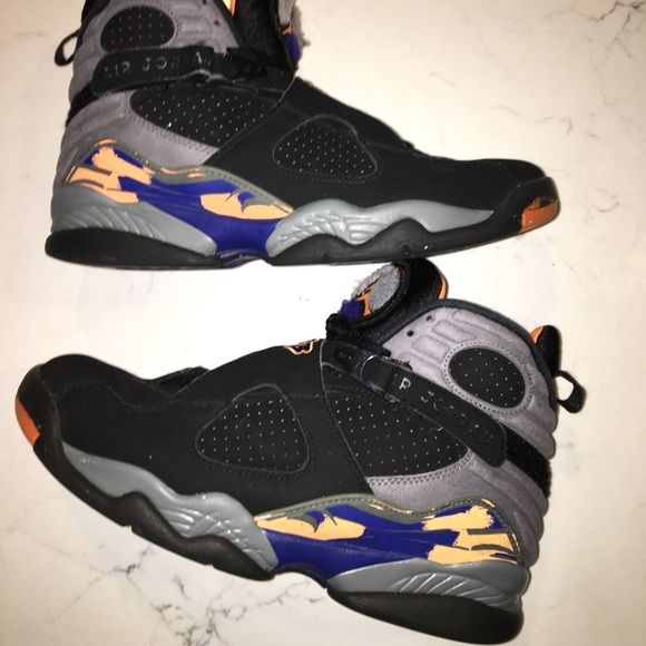 best sneakers 322eb e6110 Jordan Other - Jordan 8 Retro Phoenix Suns- Size 9